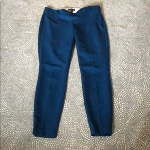 J. Crew Minnie Pants - Teal